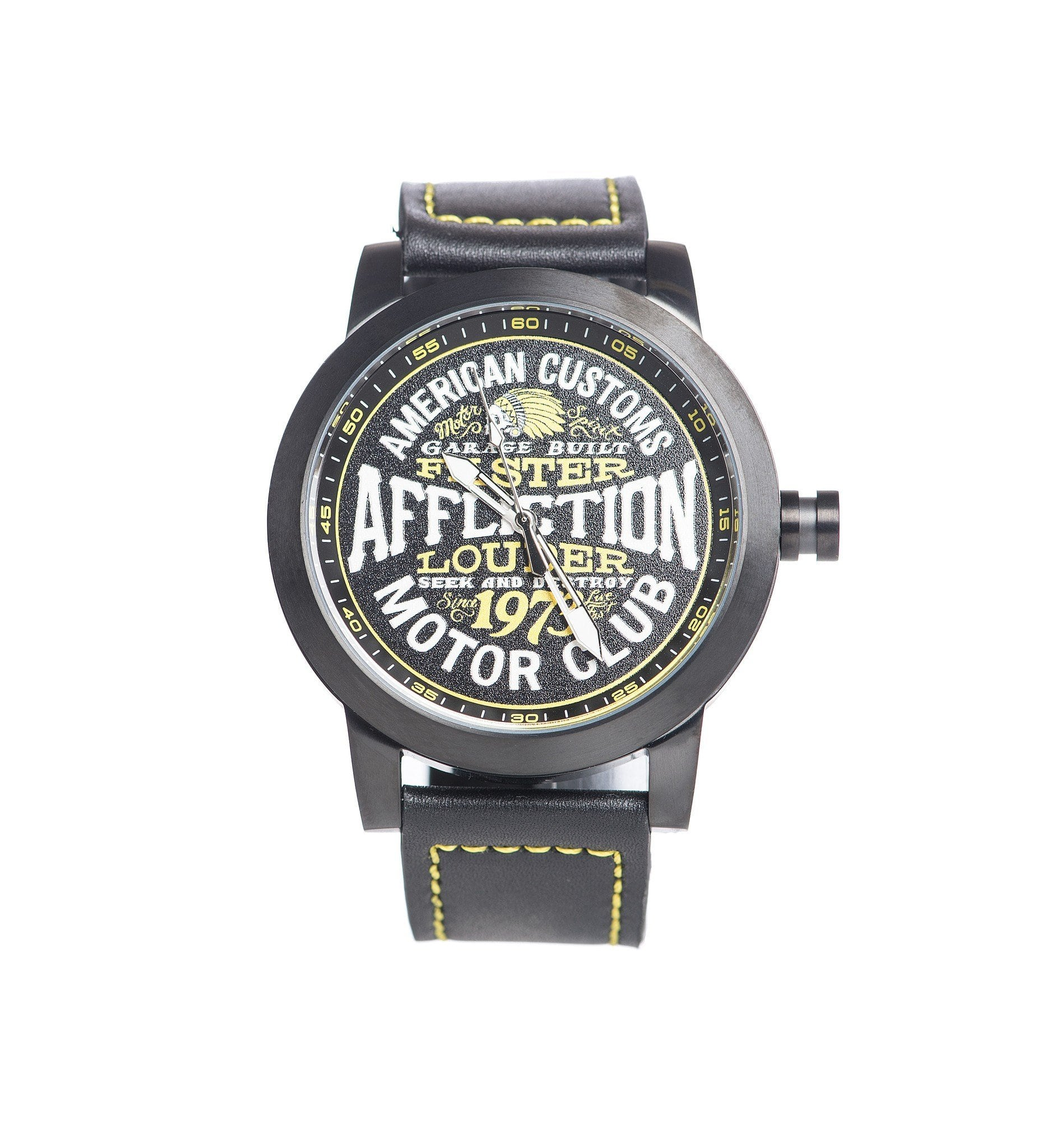 AC Motor Club Watch - Mens Watches - Affliction Clothing