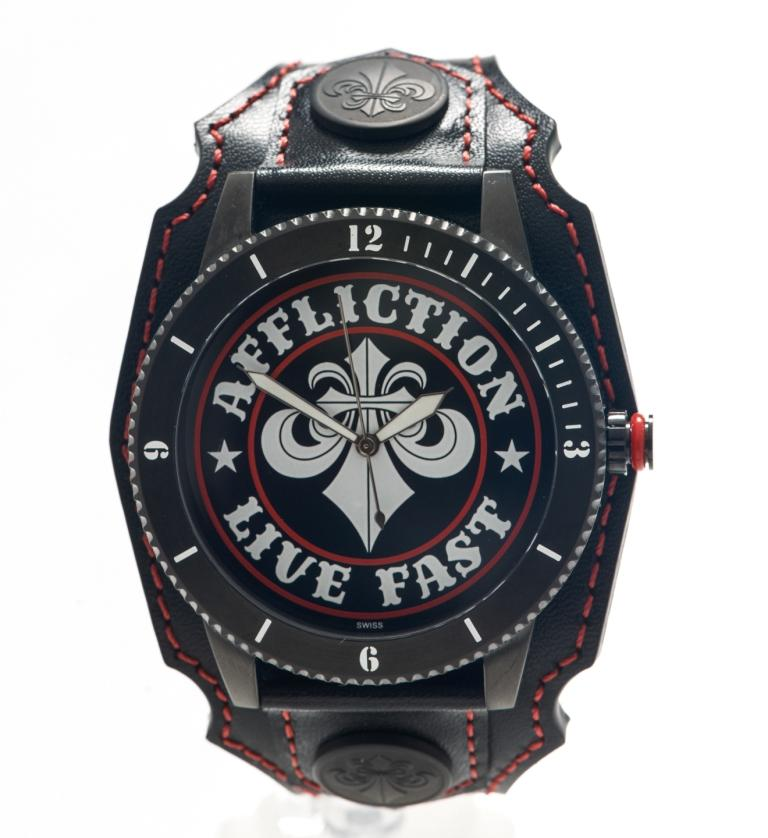 Affliction Live Fast Unisex Watch - Mens Watches - Affliction Clothing