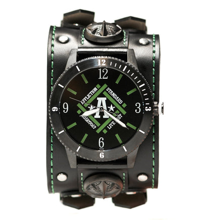 Mens Watches - Affliction Standard Wide Strap Watch