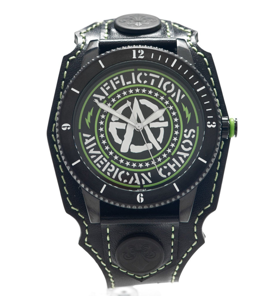 Mens Watches - American Chaos Unisex Watch