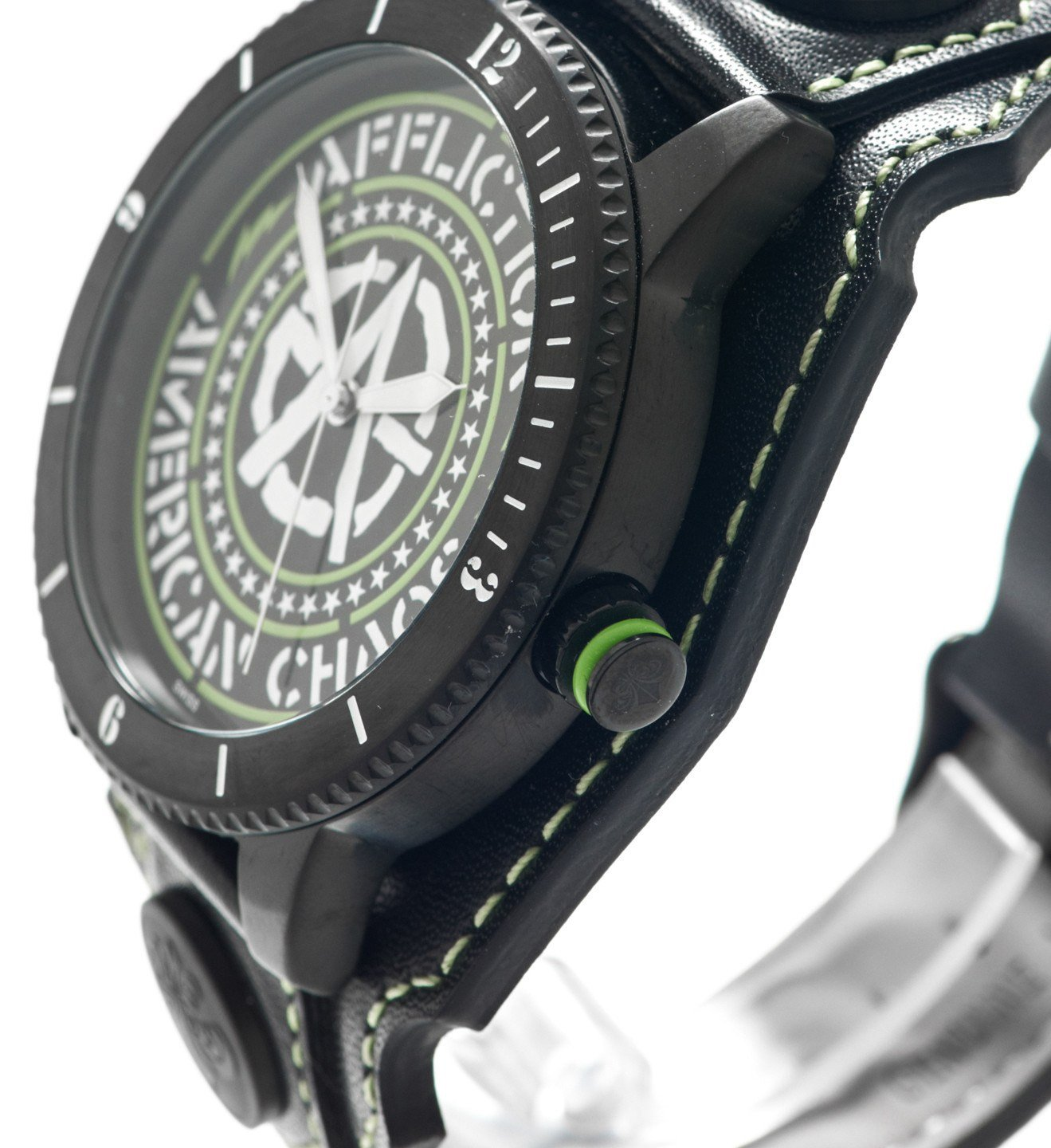 American Chaos Unisex Watch - Mens Watches - Affliction Clothing