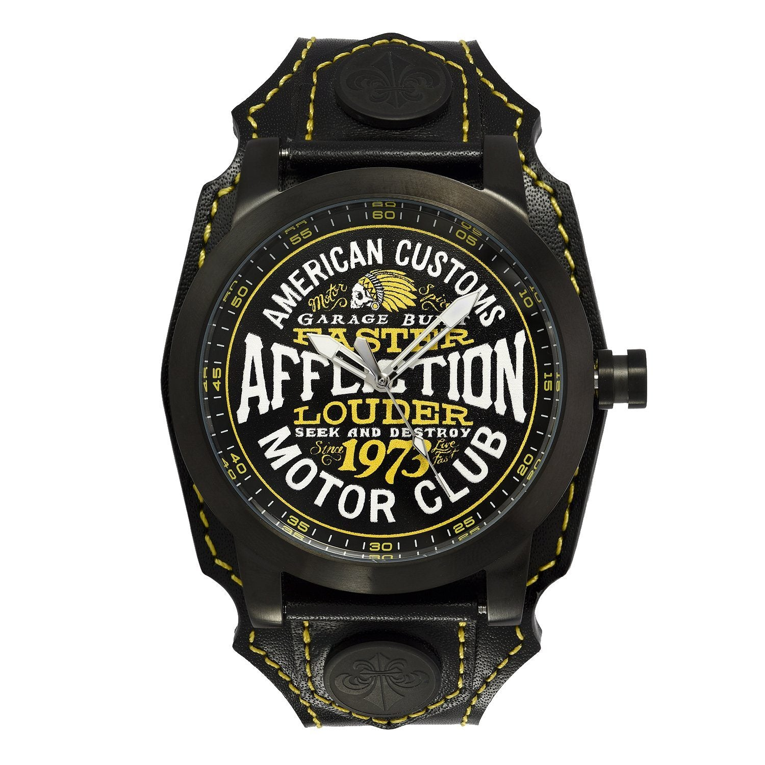 Fast Loud Watch - Mens Watches - Affliction Clothing