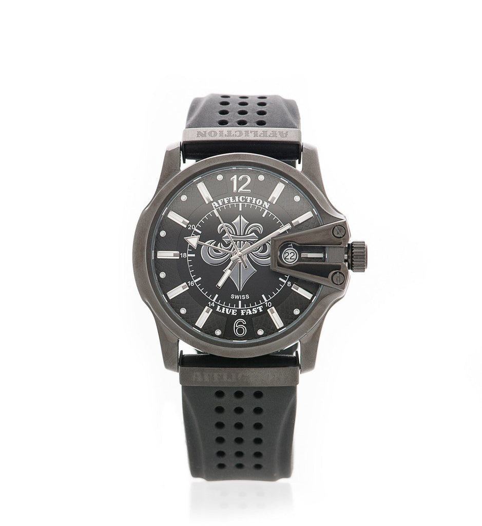 Mens Watches - Gents Large Round Watch