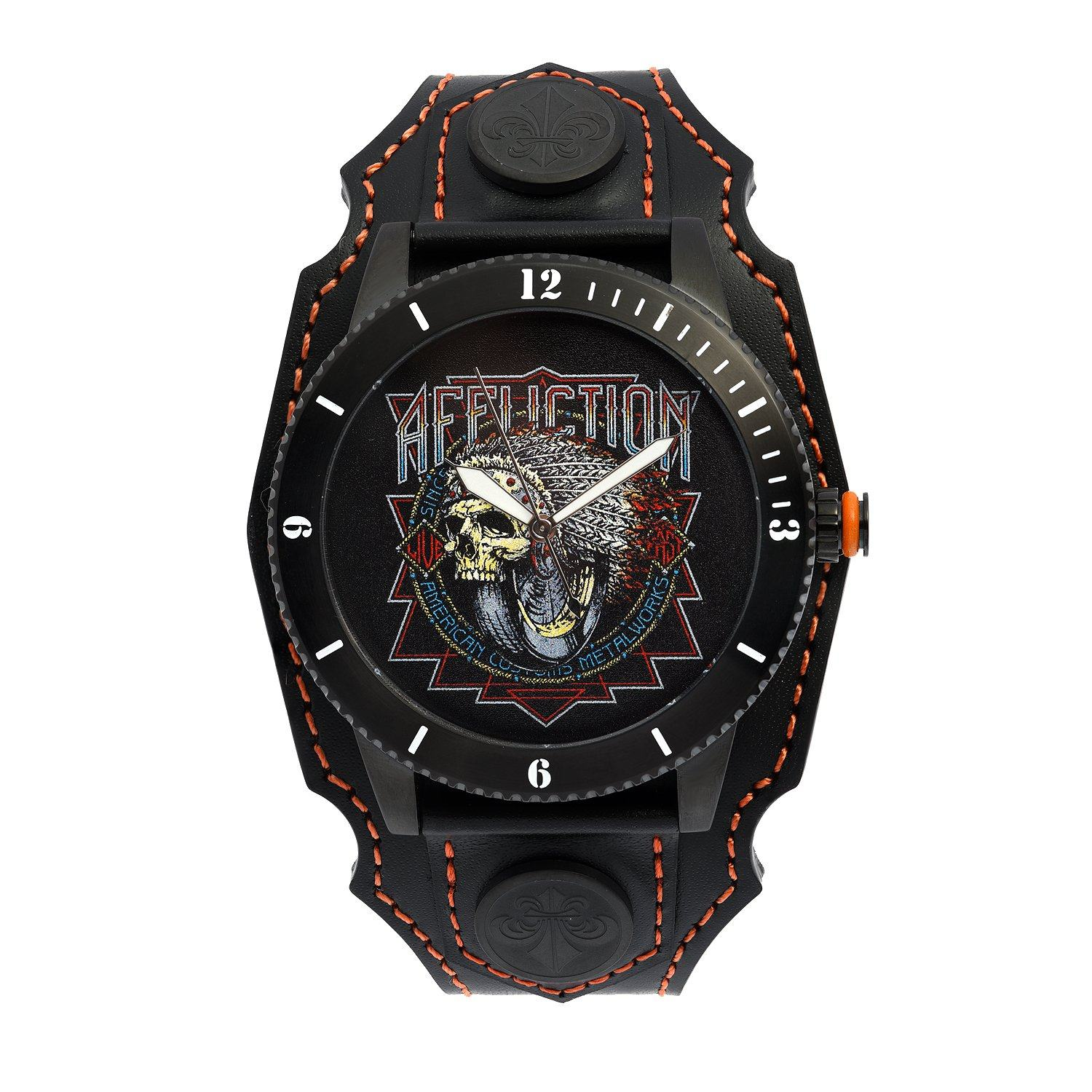 Indian Head Watch - Mens Watches - Affliction Clothing