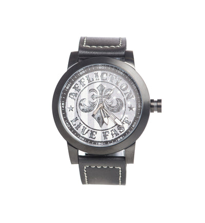 Live Fast Watch - Mens Watches - Affliction Clothing