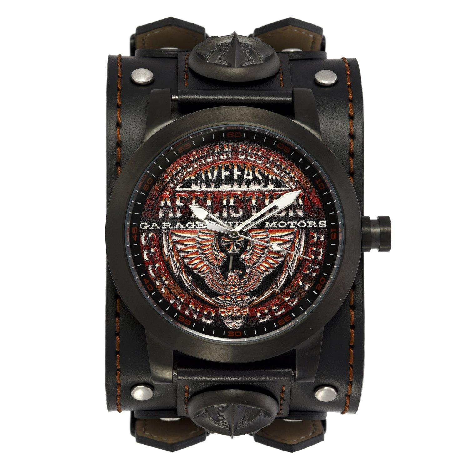 Seek Destroy Watch - Mens Watches - Affliction Clothing
