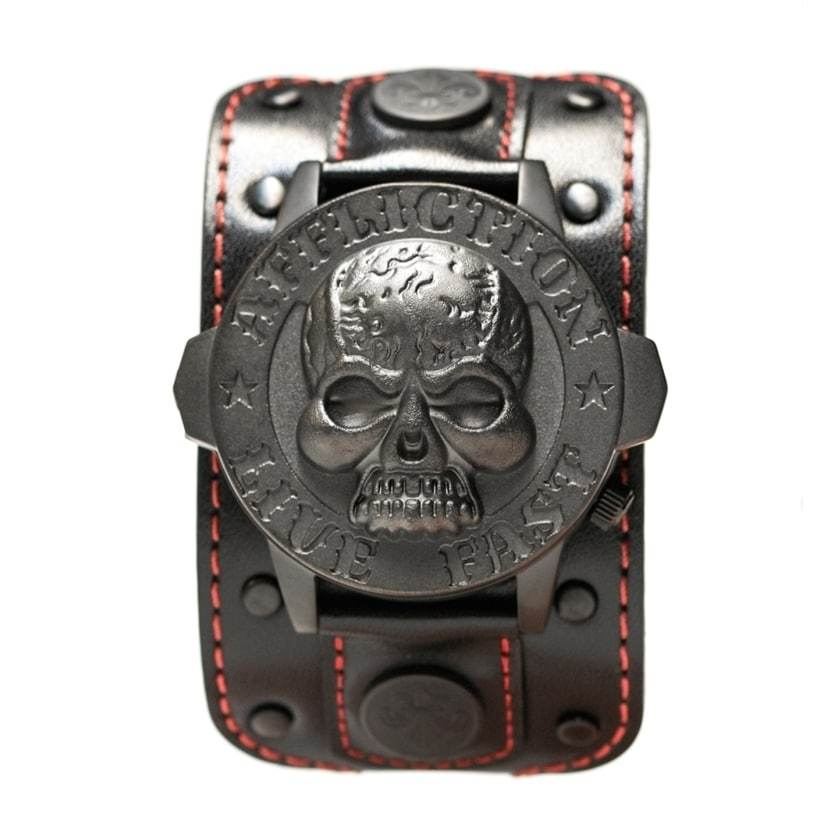 Mens Watches - Skull Watch