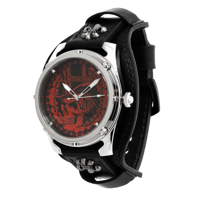 Top Hat Watch - Mens Watches - Affliction Clothing