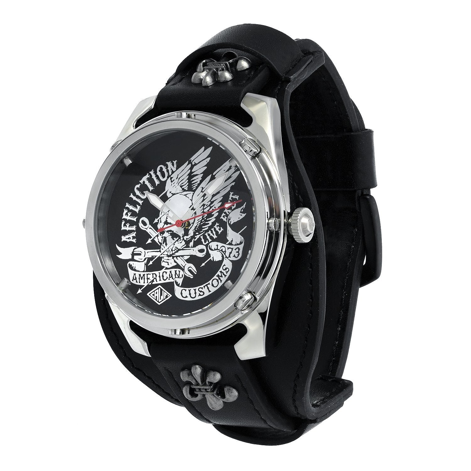 Turkey Wings Watch - Mens Watches - Affliction Clothing