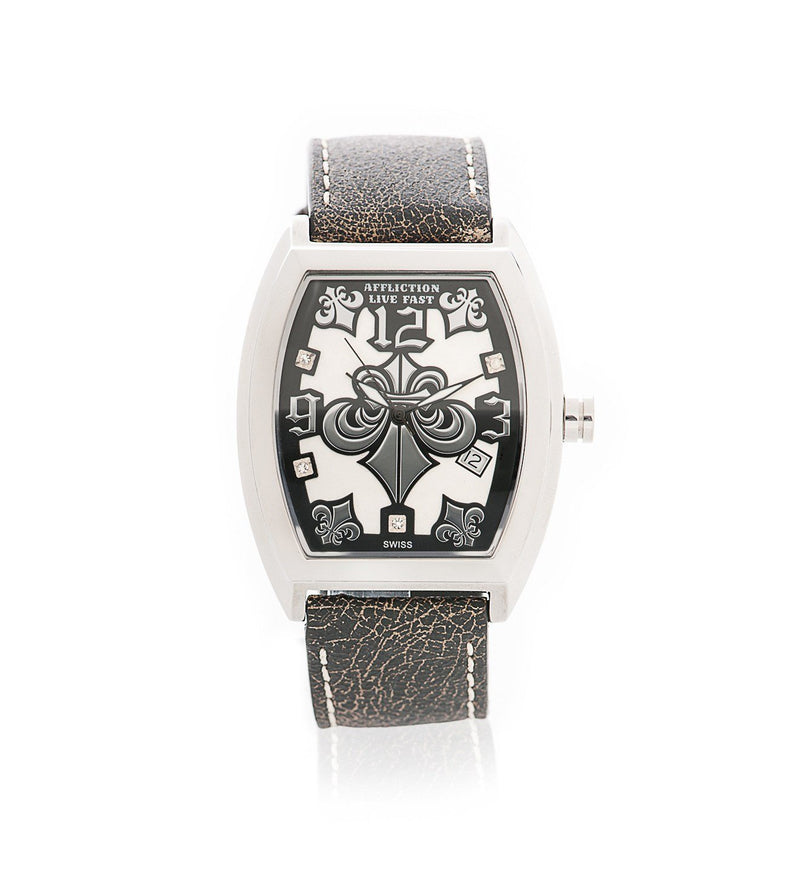 Unisex Antique Watch - Mens Watches - Affliction Clothing
