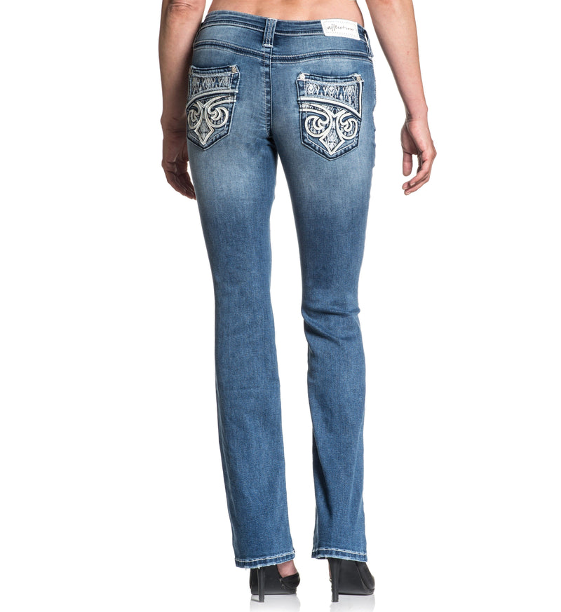 Womens Denim Bottoms - Jade Fleur Arizona