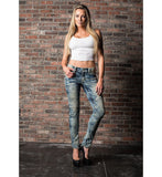 Womens Denim Bottoms - Raquel Carly Brentwood