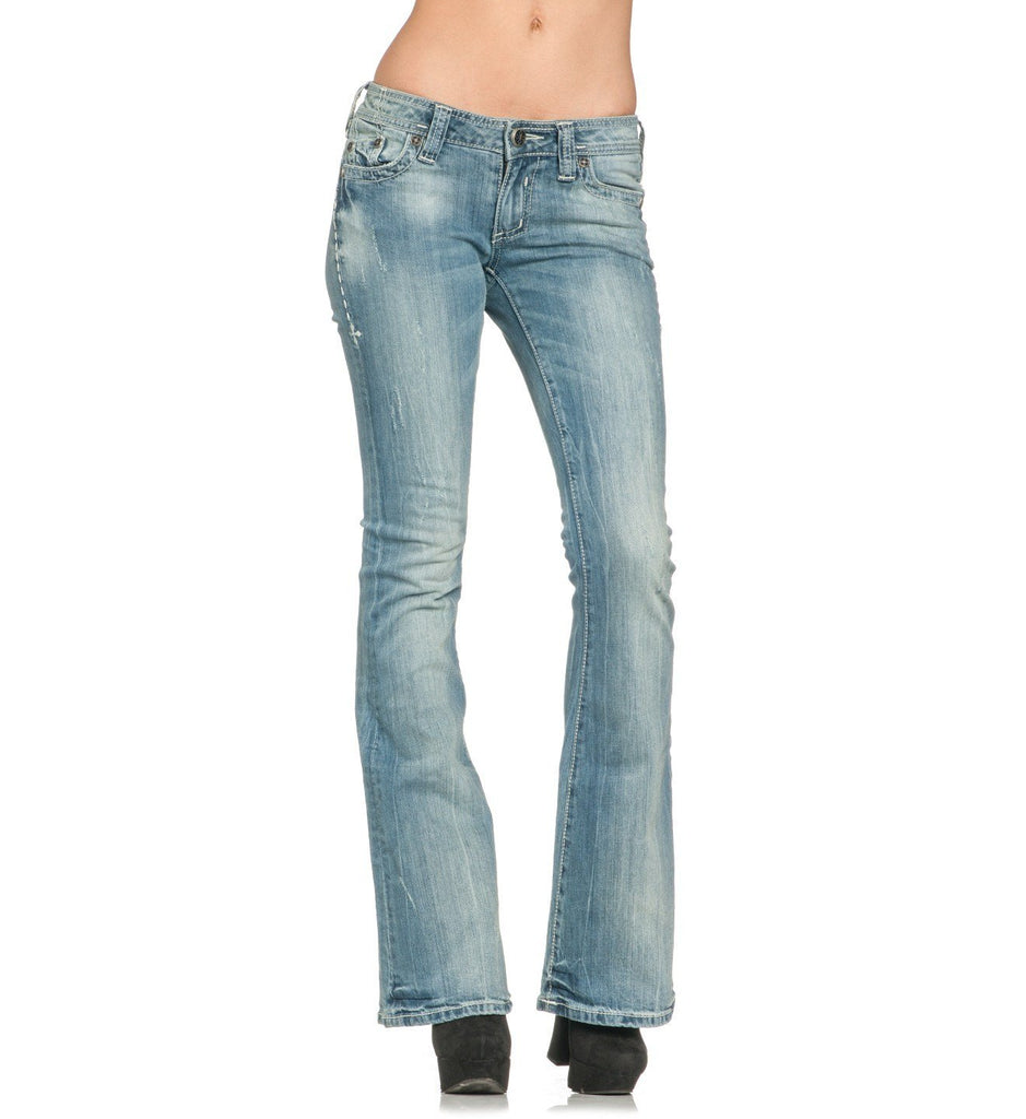 Womens Denim Bottoms - Ziggy Dolce