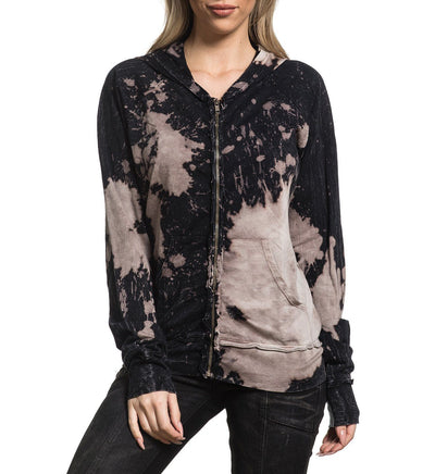 Standard Supply W-104 - Womens Hooded Sweatshirts - Affliction Clothing