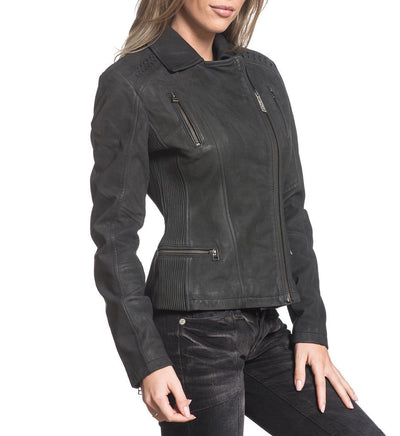 Livestock - Womens Jackets - Affliction Clothing