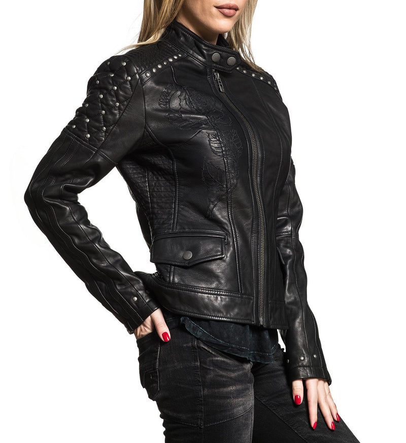 Loves Me Not - Womens Jackets - Affliction Clothing