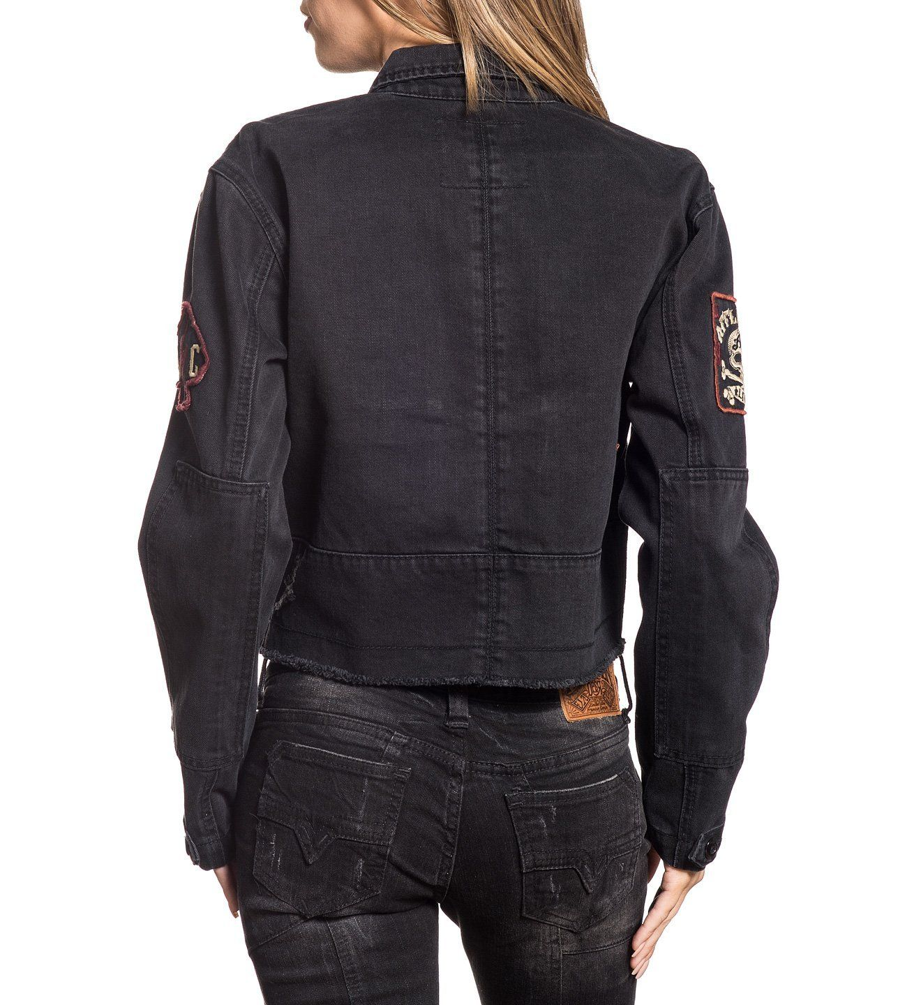 New Level - Womens Jackets - Affliction Clothing