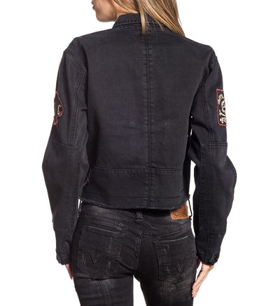 Womens Jackets - New Level