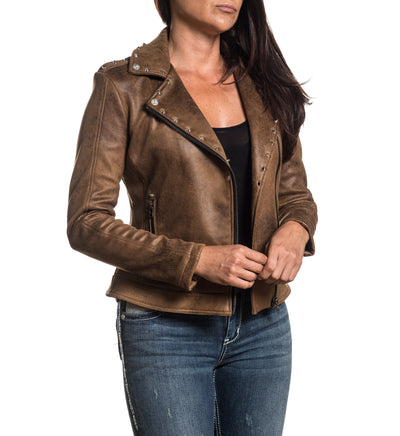Rumors - Womens Jackets - Affliction Clothing