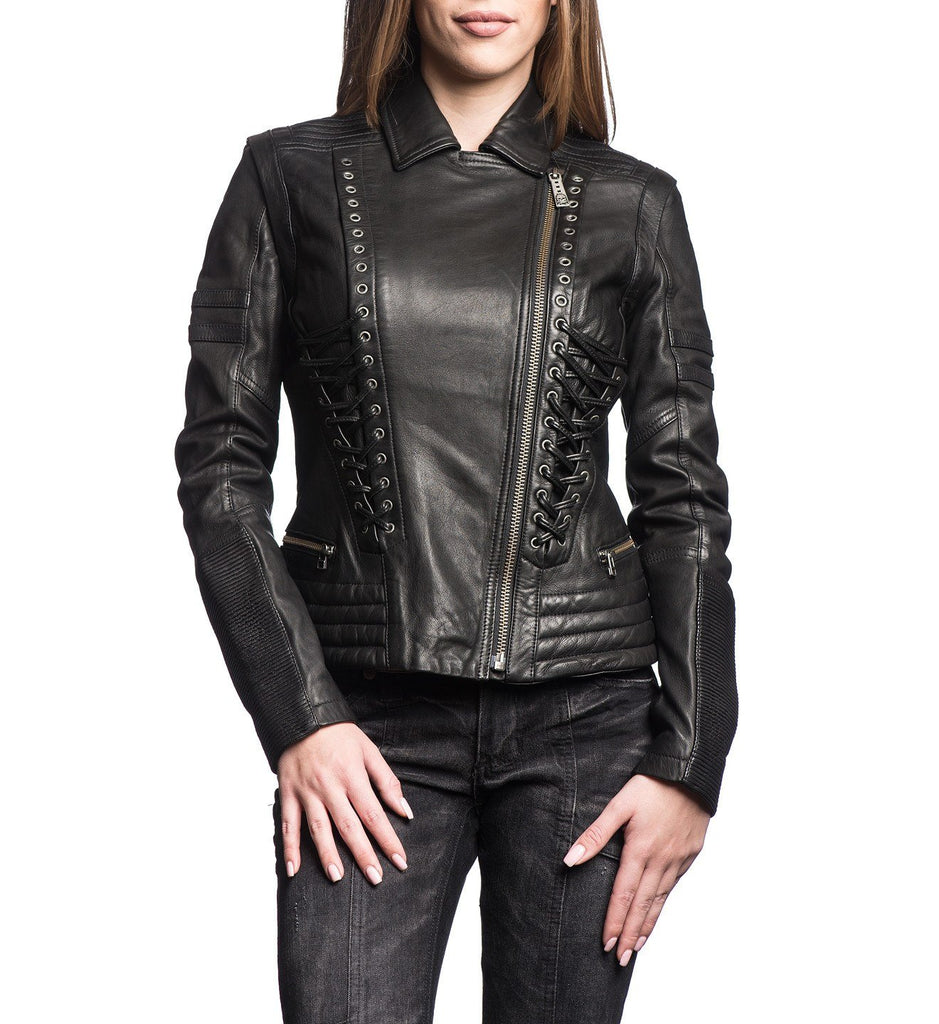 Womens Jackets - Sinner And Saint