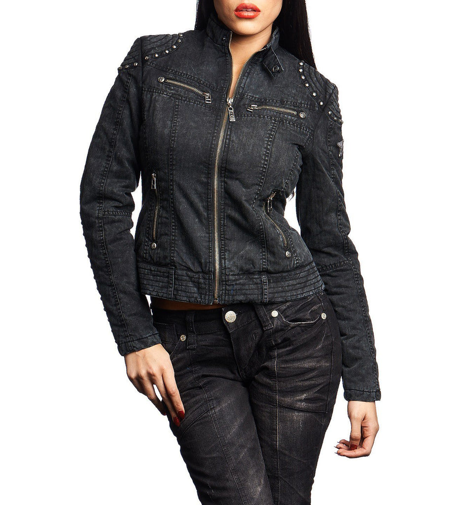 Womens Jackets - Soul Fire