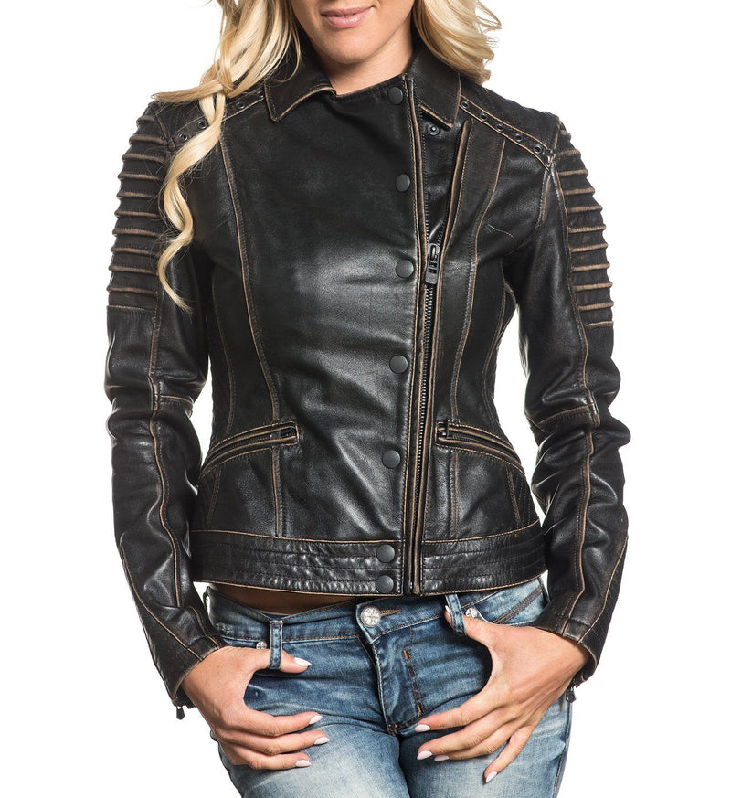 True Destiny - Womens Jackets - Affliction Clothing