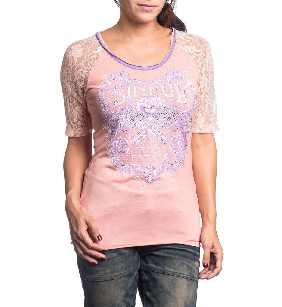 Womens Long Sleeve Tees - Stockdale Ranch