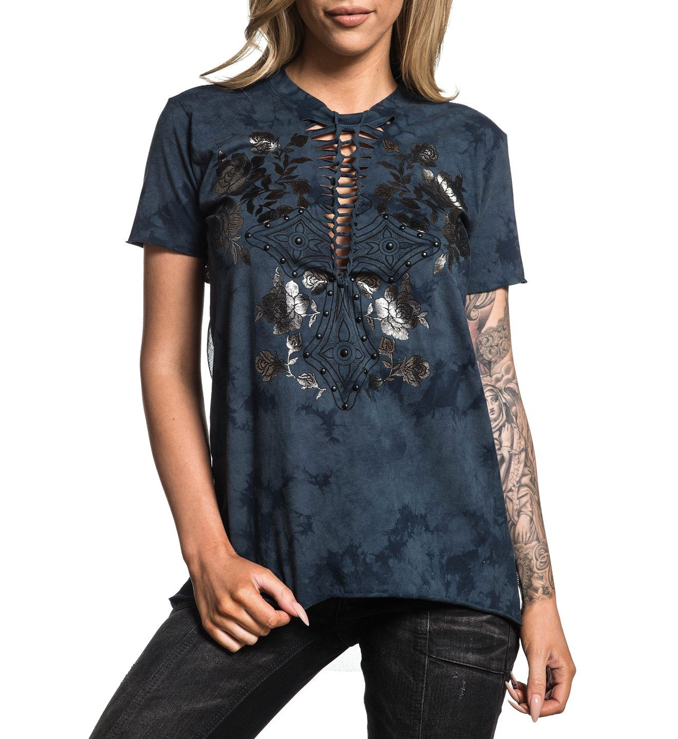 Womens Short Sleeve Tees - Bella