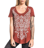 Womens Short Sleeve Tees - Enlightenment