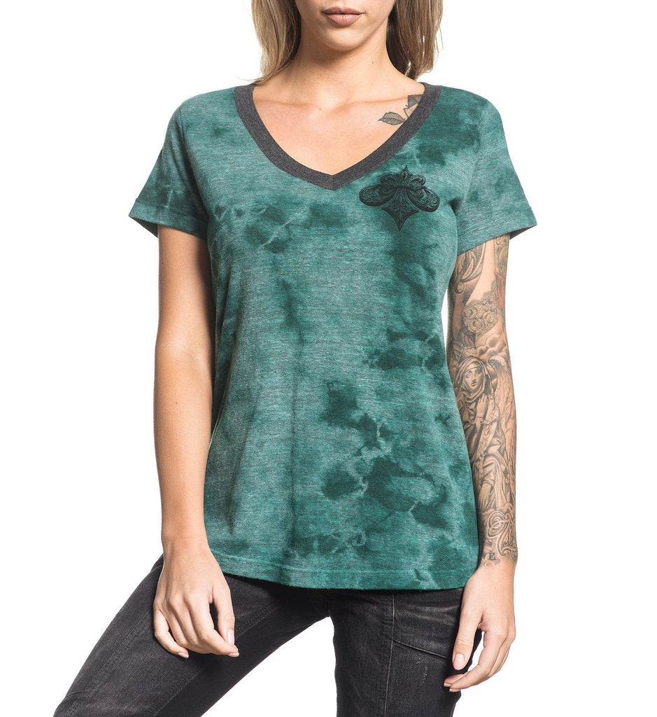 Womens Short Sleeve Tees - Grace