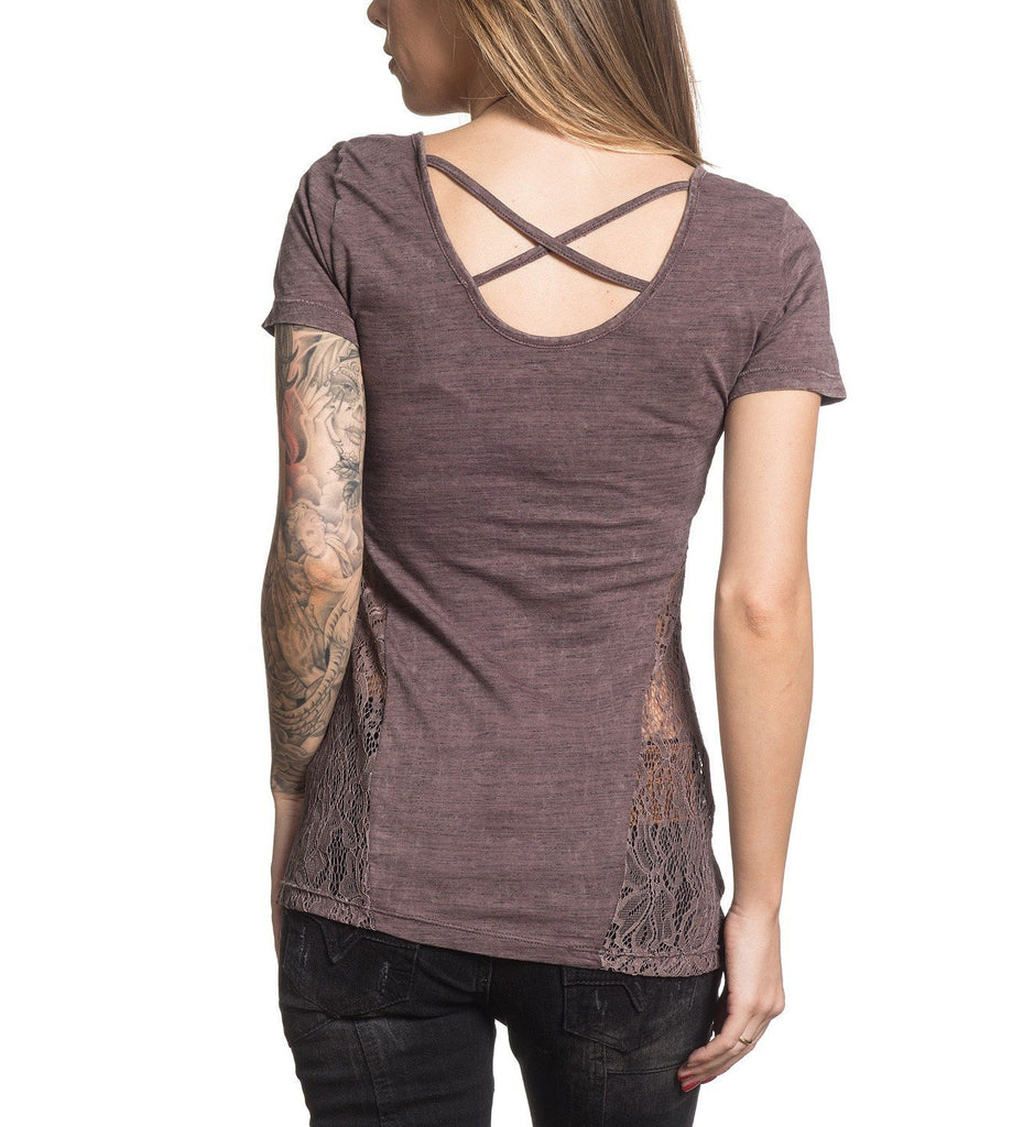 Womens Short Sleeve Tees - Ironside