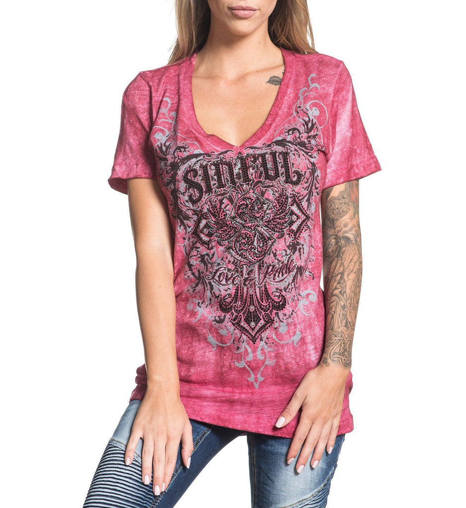 Womens Short Sleeve Tees - Soul Promise
