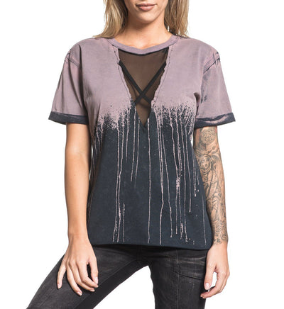 Womens Short Sleeve Tees - Standard Supply W-037