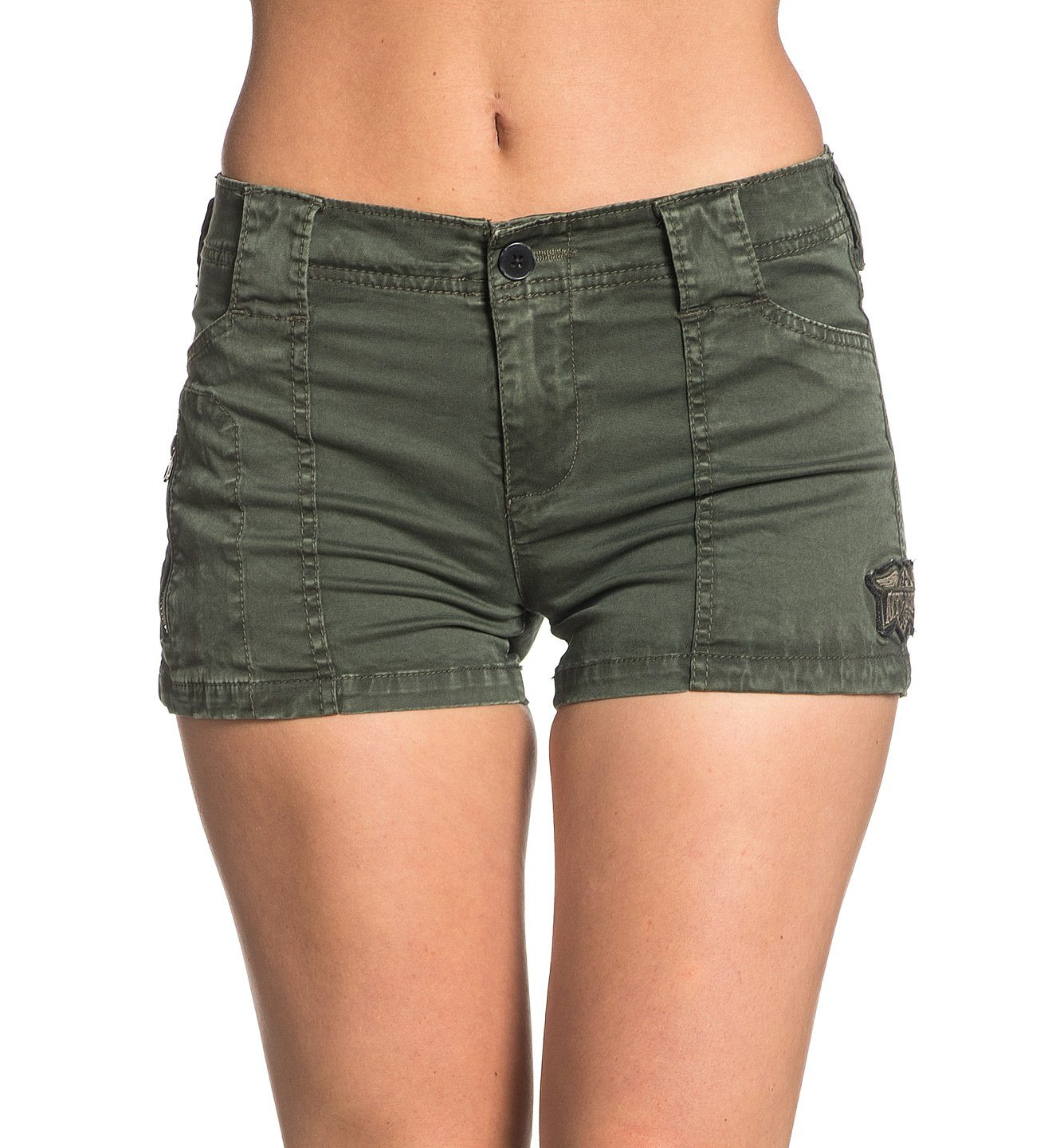Desert Escape Short - Womens Shorts And Boardshorts - Affliction Clothing