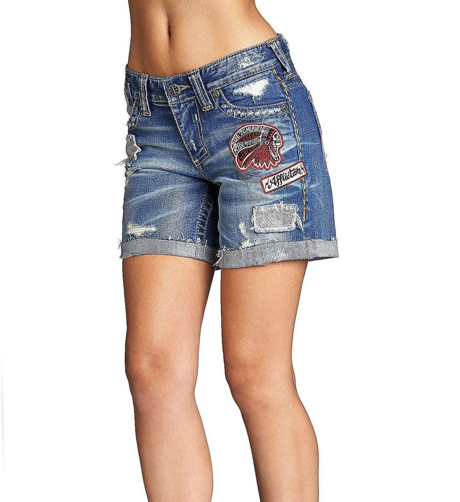 Womens Shorts And Boardshorts - Erica Classico Prague