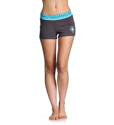 Womens Shorts And Boardshorts - Hampton Yoga Short