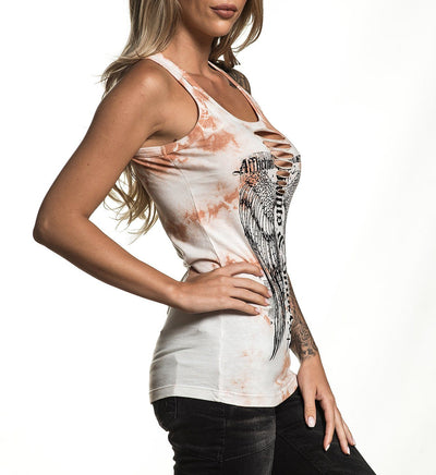 Angel City - Womens Tank Tops - Affliction Clothing