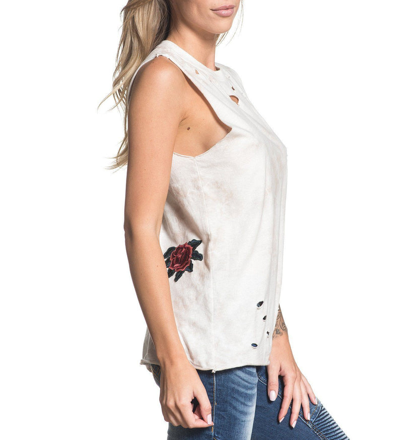 Standard Supply W-050 - Womens Tank Tops - Affliction Clothing