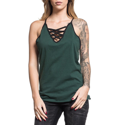 Womens Tank Tops - Standard Supply Tank