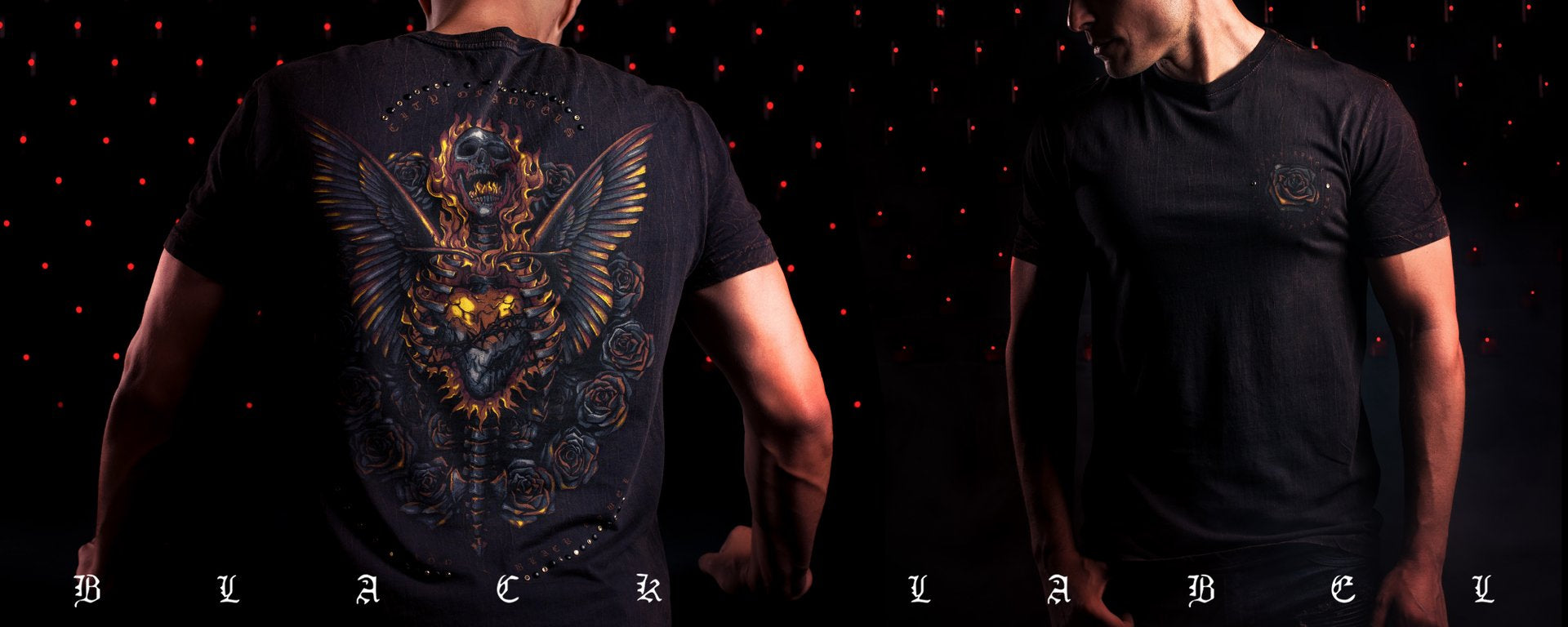 affliction clothing supreme quality tees for the military art