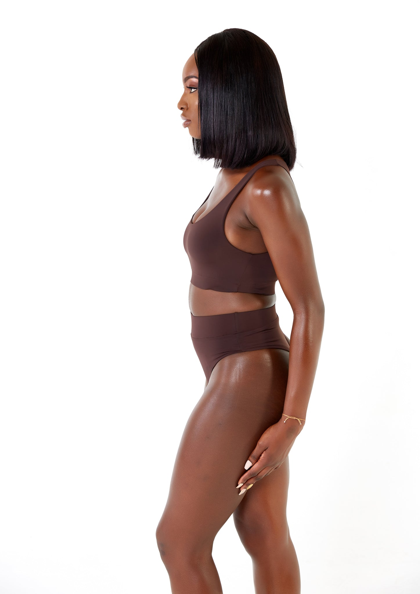 Miriam Bottom Chocolate
