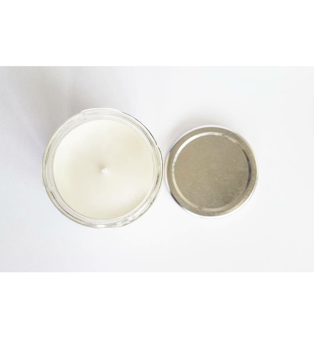 Fresh Cut Grass Scented 7 oz Soy Candle