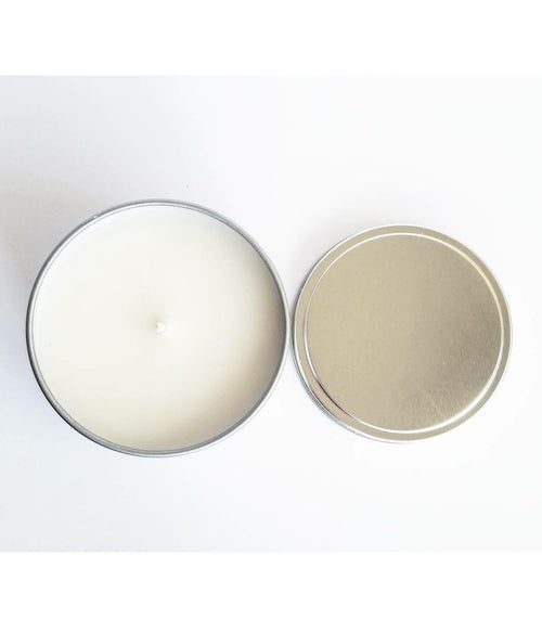 Cedarwood Vanilla Scented 8 oz Soy Candle