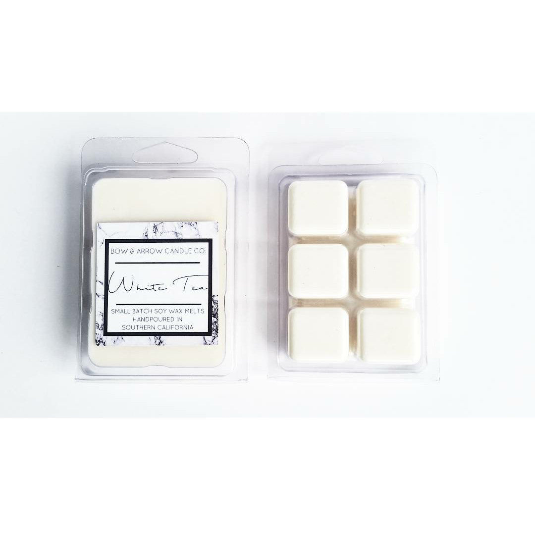 Bamboo & White Grapefruit Scented Soy Wax Melts