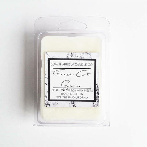 Leather Scented Soy Wax Melts