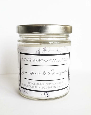Sweet Pea Scented 7 oz Soy Candle