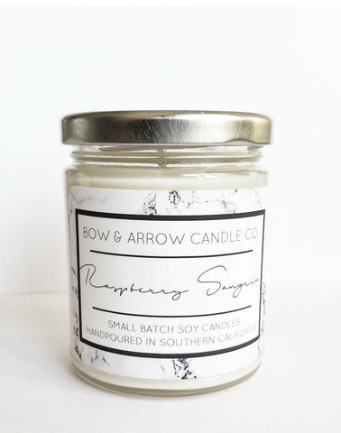 Cedarwood Vanilla Scented 7 oz Soy Candle