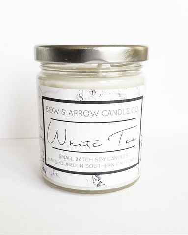 Orange Blossom Scented 7 oz Soy Candle