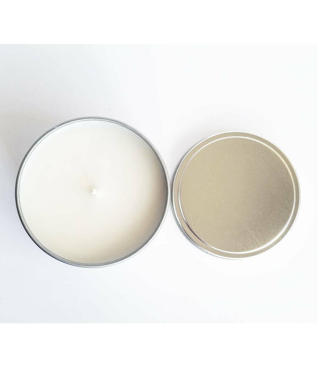 Clean Cotton Scented 8 oz Soy Candle