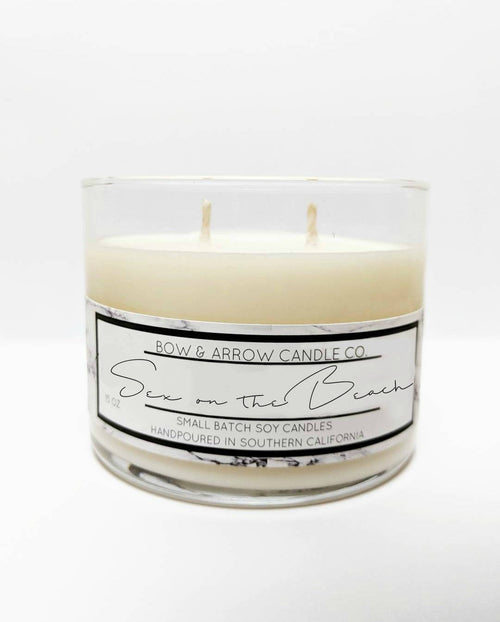 Sex on the Beach Scented 15 oz Soy Candle